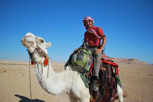 A dorso di cammello