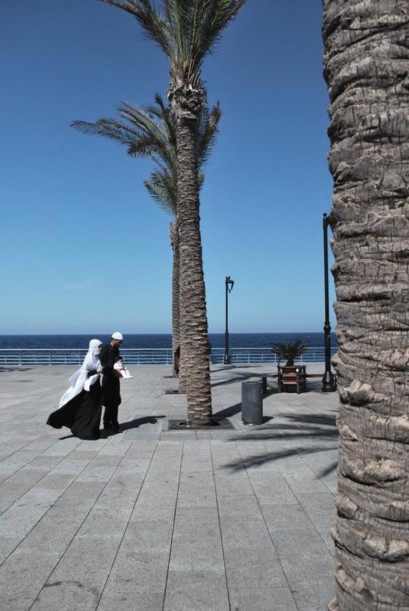Beirut passeggiata