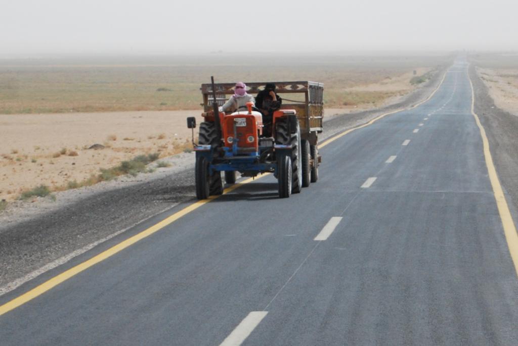 In viaggio nel deserto