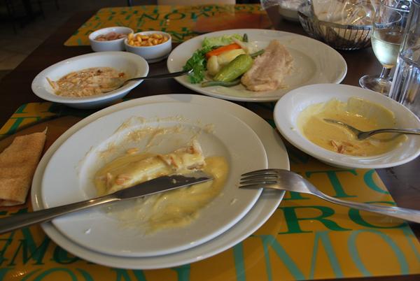 Tiro pranzo