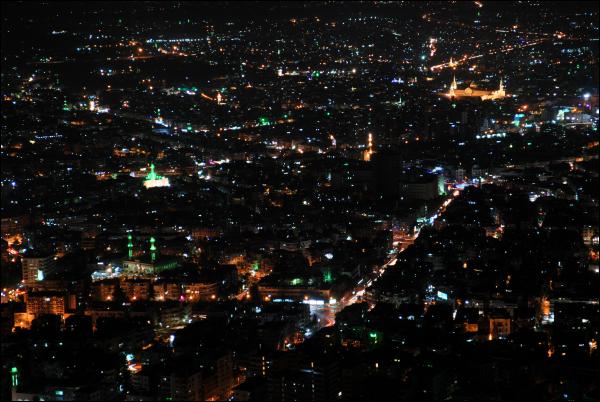 Moschee di Damasco