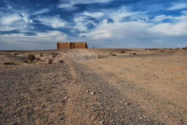 Qasr Kharaneh, Giordania