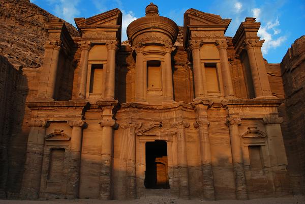 Petra, il monastero - Al Deir