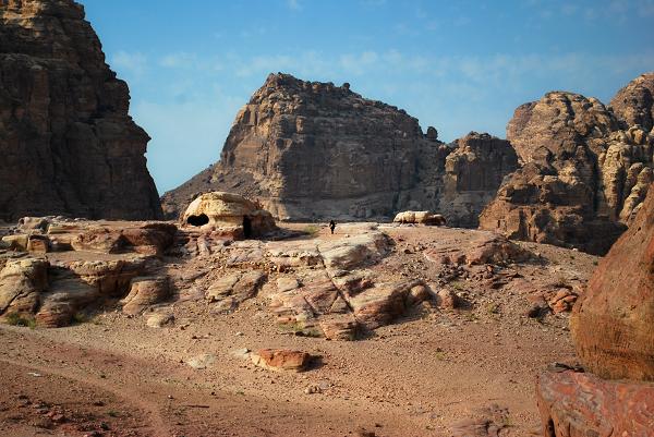 Petra, panorama